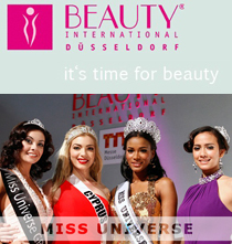 Zur Homepage der BEAUTY INTERNATIONAL